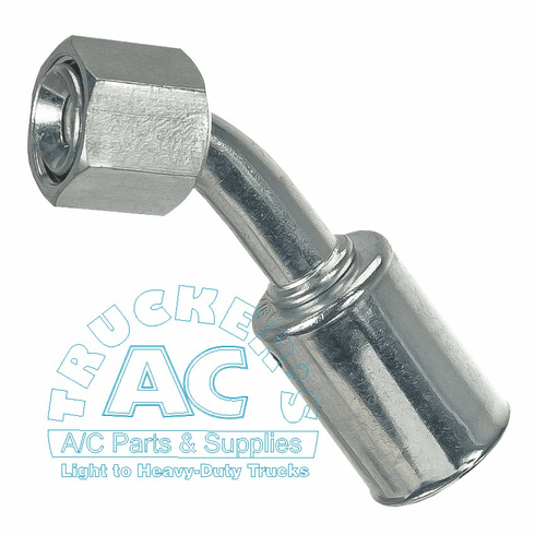 A/C Flare Fitting, Steel 3/4''-16