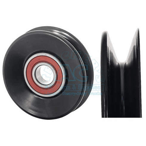 A/C Idler Pulley 1 Groove 1/2""