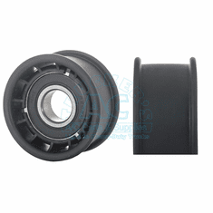 A/C Idler Pulley Flat
