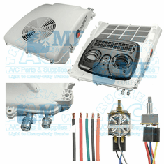 Add-on A/C Roof Unit Shipped by Freight Only