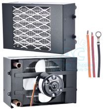 Aux. Heater Assembly Red Dot