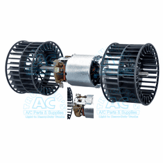 Blower Motor Assembly Ford New Holland OEM# E2NN-18456AA