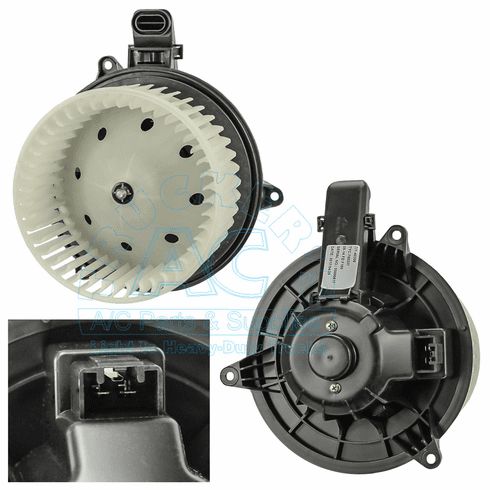 Blower Motor OEM #: CL1Z-19805A - Ford Trucks