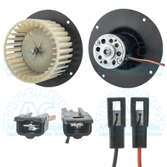 Blower Motor OEM #: RDHRD340580 - Western Star Trucks
