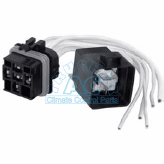 Blower Relay Universal Red Dot OEM#