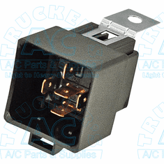 Blower Relay Universal Red Dot OEM# VF4-65F11-SO5