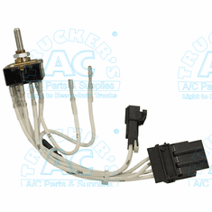 "Blower Switch Freightliner OEM# BOA80-928-01-029 - REPLACED - by Item #:<a href=""https://truckerac.com/blswkit.html"">11-0635A</a>"