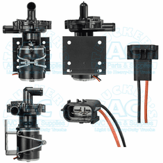 Booster Pump OEM #: 1099301, 2227279-C91 - Bus Applications