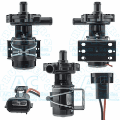 Booster Pump-Universal OEM #: 1099312 - Bus Applications