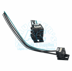 Comp. Relay Connector & Wires/Carrier AC