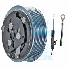 Compressor Clutch Assembly