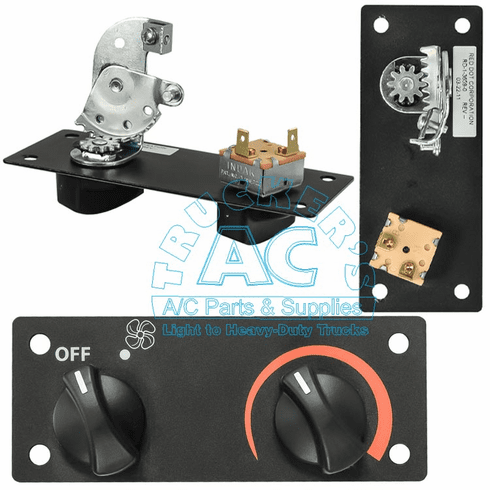 Control Panel Assy for Add-on AC