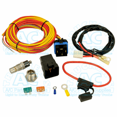 Electric Cooling Fan Installation Kit