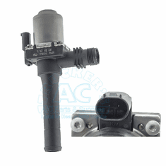 Electric Water Valve OEM #: 22-73530-000 - Western Star Trucks
