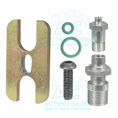 Expansion Valve Adapter Fitting Kit  Multi Fit