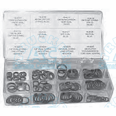GM Captured O-Ring & Dual O-Ring & Washer Assortment