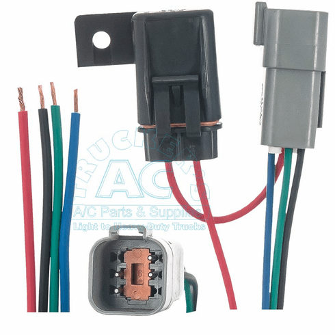 Index Switch Harness 8038062P