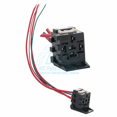 Low Speed Relay Connector & Wires/Carrier AC