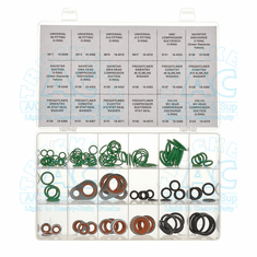 O-Rings Kit, Servicing Kits and Lubricants