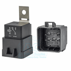 Relay OEM #: 12140647, 12077864, 12193601 - Chev/GMC Trucks