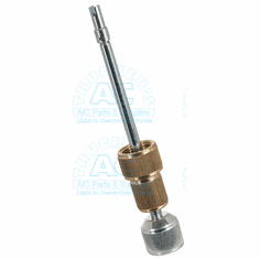 Replacement valve core tool
