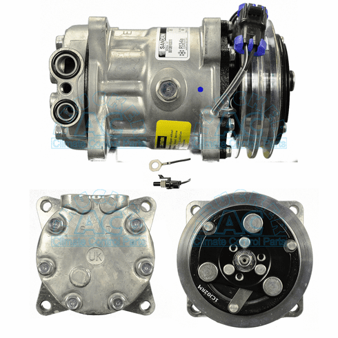 Sanden 4318 T/CCI Compressor Applications
