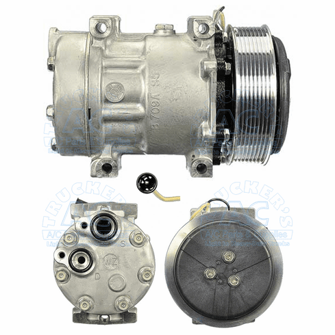 SANDEN 8112 Off Road Volvo OEM# 11104251 9011104251