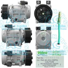 Seltec/Valeo Compressor OEM #: 10046590 - Farm & Off Road