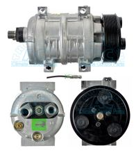 Seltec/Valeo Compressor OEM #: 10355084, 10055084, 488-45084 - Multi Fit