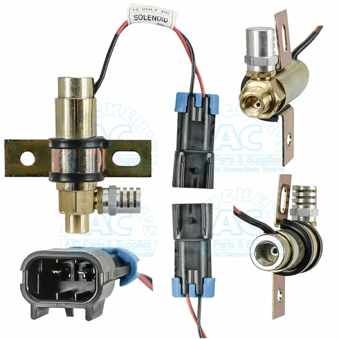 SOLENOID W/DIODE-PACCAR