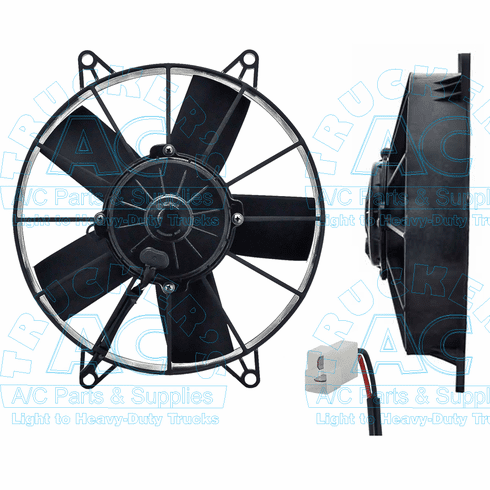 SPAL Cooling Fan Assembly OEM# VA15-AP70/LL-39S