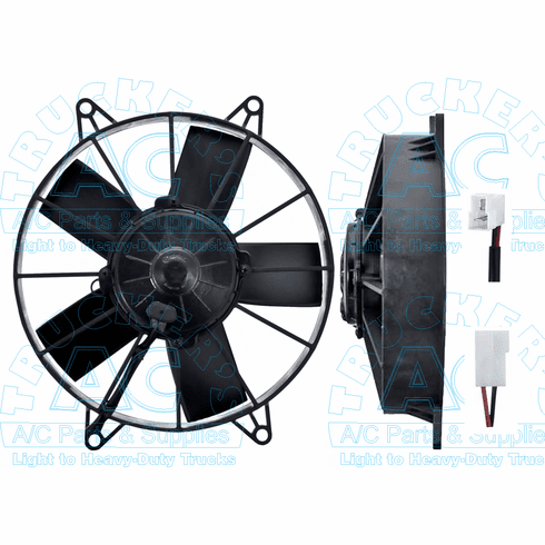 SPAL Cooling Fan Assembly VA03-AP70/LL-37A