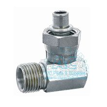 Svc Valve-#6 90' O'Ring Coup