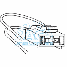 Switch Harness Ford OEM# 1530 BF1340 - DISCONTINUED