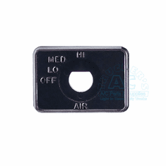 Switch Plate - Multi Fit Applications