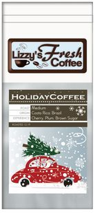 HOLIDAY BLEND-12 OZ