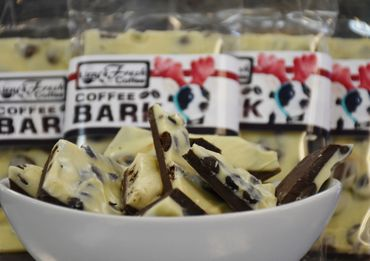LIZZY'S COFFEE BARK - 1.8 OZ