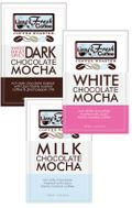 LIZZY'S CHOCOLATE MOCHA BAR VARIETY 3 PACK-1.5 OZ