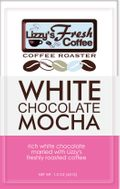 LIZZY'S WHITE CHOCOLATE MOCHA BAR-1.5 OZ