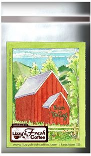 SUN VALLEY BARN-6 OZ