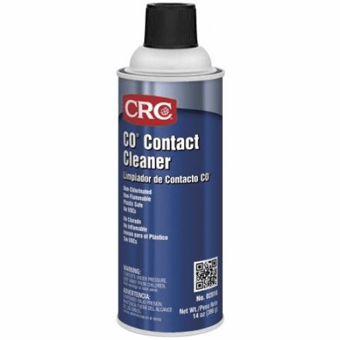 CO® CONTACT CLEANER, 14 WT OZ (12 PER CASE)