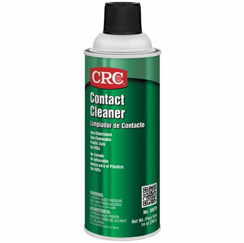 CONTACT CLEANER, 14 WT OZ (12 PER CASE)