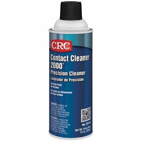 CONTACT CLEANER 2000® PRECISION CLEANER, 13 WT OZ (12 PER CASE)