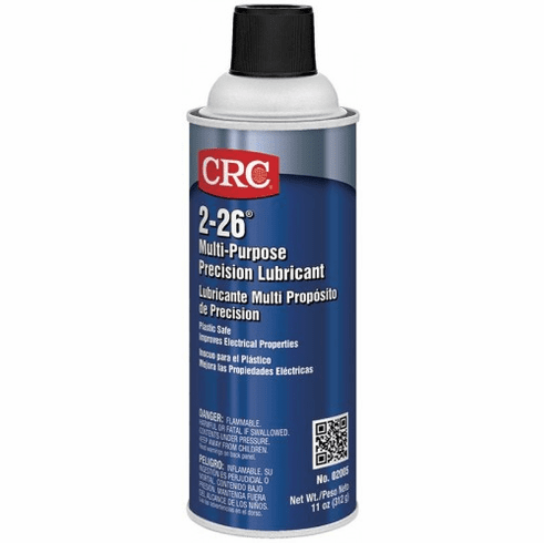CRC 2-26 MULTI-PURPOSE PRECISION LUBRICANT (12/16oz CASE)