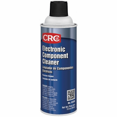 ELECTRONIC COMPONENT CLEANER, 13 WT OZ (12 PER CASE)