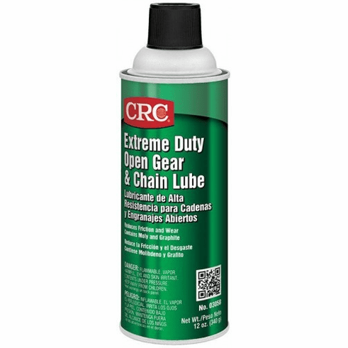 EXTREME DUTY OPEN GEAR AND CHAIN LUBE 12 WT OZ (12 PER CASE)