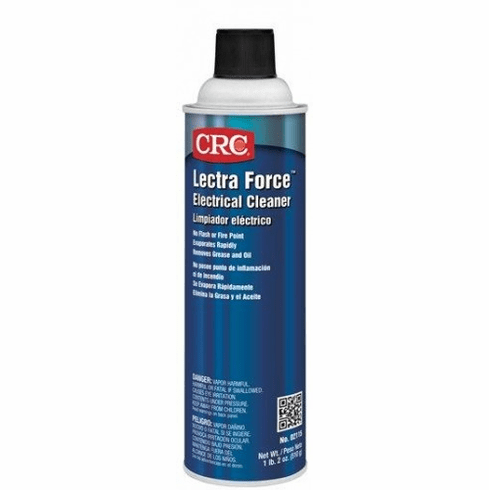 LECTRA FORCE™ ELECTRICAL CLEANER, 18 WT OZ (12 PER CASE)