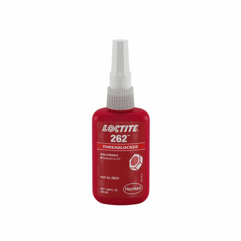 Loctite 262 - 10 ml. bottle