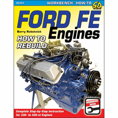 How To Rebuild the Ford FE - New Book