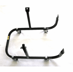 Motor Stand Specialists Engine Cradle - With casters - '64 & later engines 3 bolt motor mounts